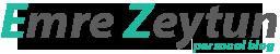Emre Zeytun - Personal Blog